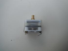 Kondensator obrotowy zmienny 4 sekcje IZABELA