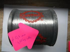 Kanthal D średnica 0,4 mm drut oporowy kantal