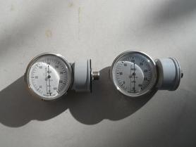 Manometr do ciśnieniomierza 2 rodzaje