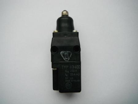 Wyłącznik krańcowy 83400 łącznik miniaturowy 2,5A AC 250V (1)