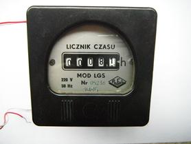 Licznik czasu pracy LGS 220V 50Hz Pafal