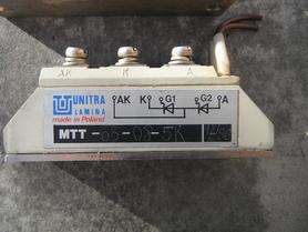 Moduł tyrystorowy Unitra Lamina MTT- tyrystor 40A / 63A
