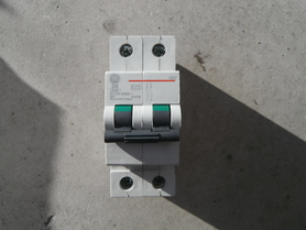 Wyłącznik instalacyjny G62 400V 674795 General Electric