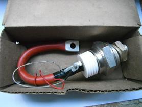 Tyrystor 300A 1200V Unitra Lamina T00-300-12-5P4