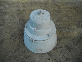 Lampa Loft Industrial ogromna gwint E27