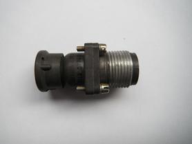 SzR16PK2ESz5 Uchwyt kablowy prosty z 2 pinami
