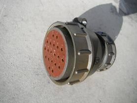 SSzR48P20ESz2 Wtyczka ekranowana 20 gniazd złącze