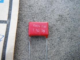 Rezystor metalowy RMN 1,5 Ohm 1W 5%