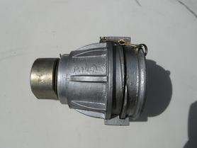 Półzłącze przelotowe Pp 10x2 wtyczka 3A 380V