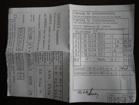 Simoreg D400/60Mreq-GcG6V30-2A SIEMEMS Nowy (2)