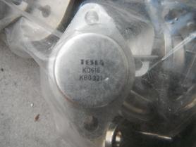 Tranzystor KD616 Tesla kd 616 Nowe pary