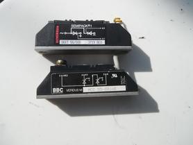 Moduł tyrystorowy diodowy SEMIKRON SKKT 56/08D Semipack