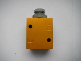 Zawór dławiący Łucznik 623-G1/4-B regulowany ręcznie