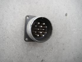 SzR32P12ESz1 uchwyt agregatowy gniazdo złącze 12 pinów