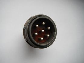 2RMD33KPE7Sz9W1 wtyczka 7 pinów złącze gniazdo