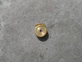 Kapsuła mikrofonu mikrofon środek cewka
