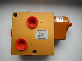 Lucifer 487068 valve 345B 24 zawór 220VAC 15 bar 11W Sperry Vickers