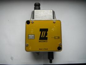 HED-30A Przekaźnik ciśnienia zakres 40/25 Ponar Wadowice