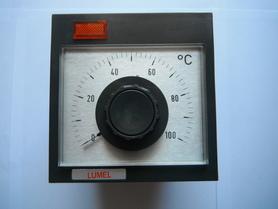 RE52 regulator temperatury 0-100*C Lumel do Pt100 re-52