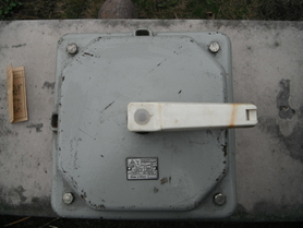 RIN-250-13 wyłącznik rozłącznik rin 250 Apator 200A 660V
