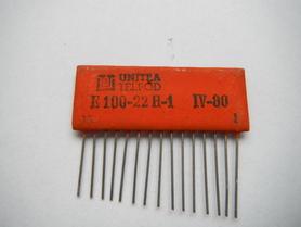 E-100- Hybrydowy układ logiczny Logister Unitra Telpod różne rodzaje