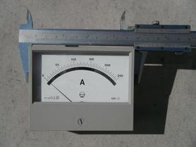Amperomierz 0-250A miernik aparatowy MK-2 era