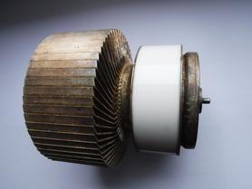 Q-1P/42 Unitra Lamina Lampa Tube Q1P/42